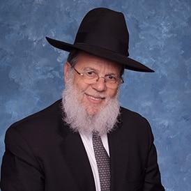 Rabbi Mordechai Kamenetzky photo
