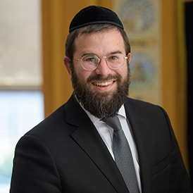 Rabbi Shmuel Kamenetzky photo