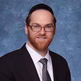 Rabbi Avi Adler photo