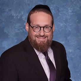 Rabbi Menachem Bernstein photo