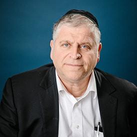 Rabbi Mordechai Florans photo