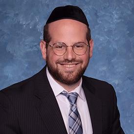 Rabbi Ahron Gardenswartz photo