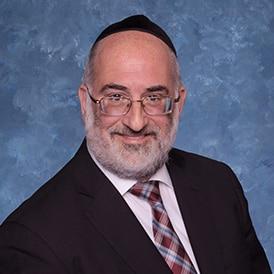 Rabbi Henach Gewirtz photo