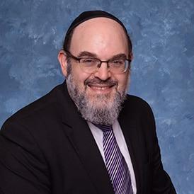 Rabbi Gershon Greenberg photo