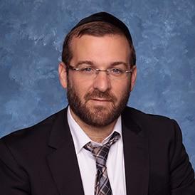 Rabbi Eli Herzberg photo