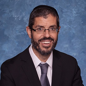 Rabbi Binyamin Jacobi photo