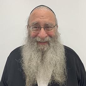 Rabbi Moshe Scharhon photo