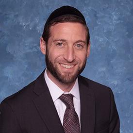 Rabbi Avraham Robinson photo