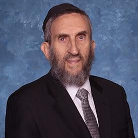 Rabbi Yehoshua Zucker photo