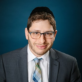 Rabbi Yeshaya Samet photo