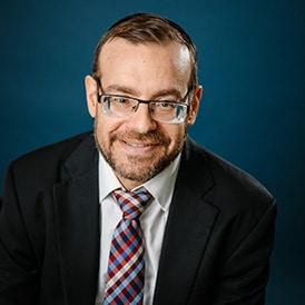 Rabbi Moishe Waxman photo
