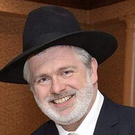 Rabbi Binyomin Jacobs photo